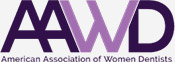 American Association of Women Dentists logo